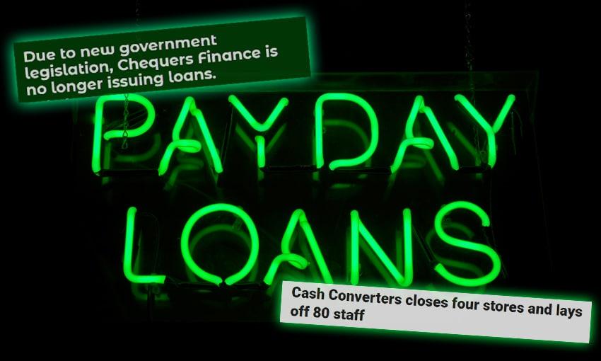 PAYDAY loans (predatory lending - Getty)