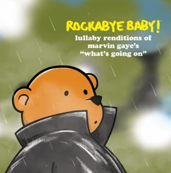 Rockabye Baby - What's Going On