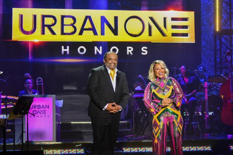 Roland Martin & Erica Campbell host Urban One Honors2