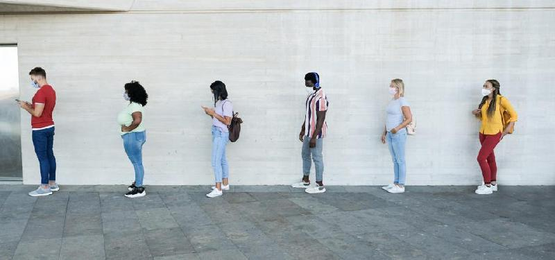 Social Distancing - Getty