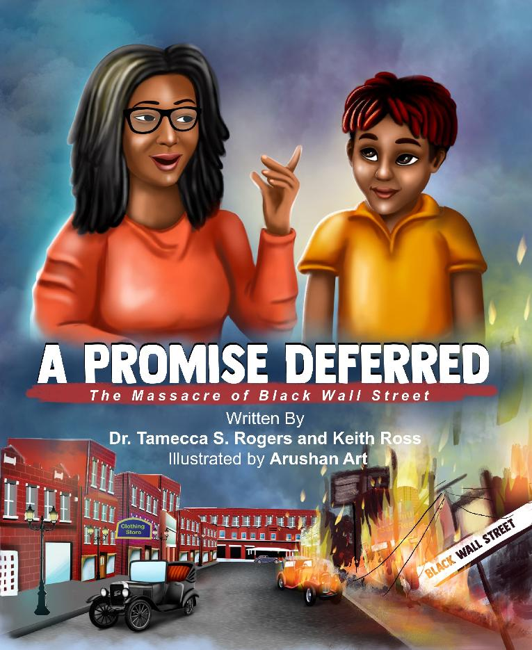 Tamecca Rogers - A Promise Deferred