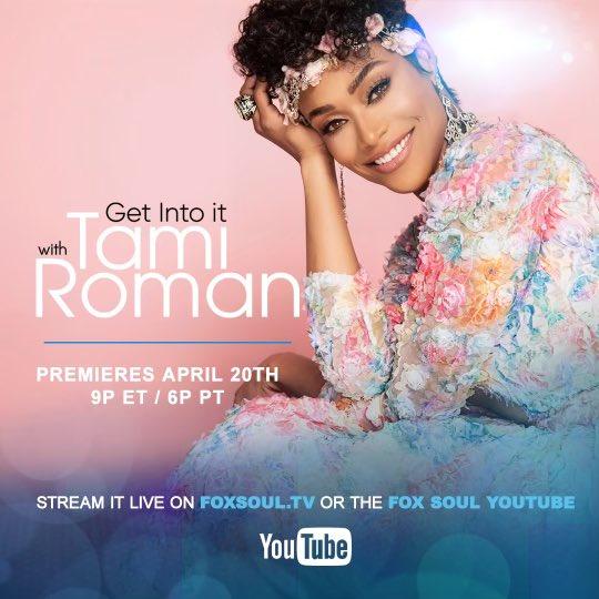 Tami Roman - Get into it