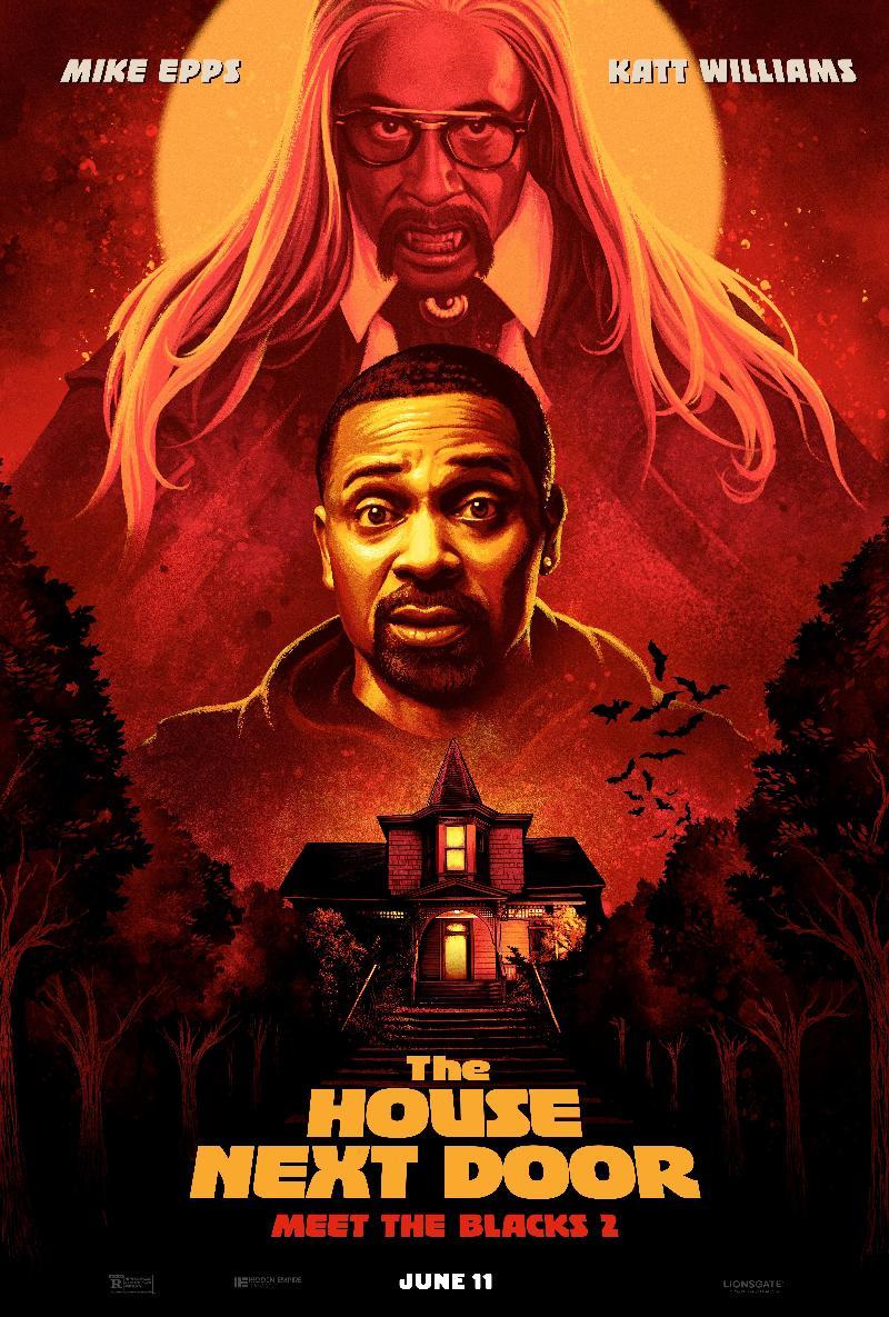 The House Next Door - Meet the Blacks2 - poster