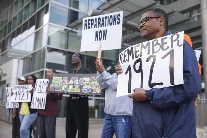 Tulsa Reparations (Tulsa World)