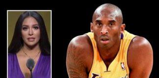 Vanessa Bryant (inset) - Kobe Bryant