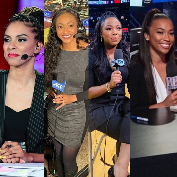 Atlanta Dream Announces All-Black Female Broadcast Team for Home Games During 2021 WNBA Season