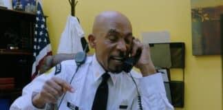 """Montel Williams in """"When George Got Murdered"""""""