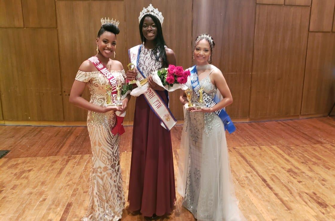 Precious Maku Wins Fort Worth's 2021 Miss Juneteenth Pageant