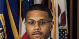 Mayor Darren Bryant