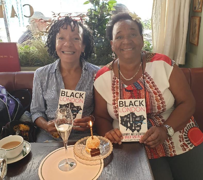 Authors - Jody Burton and Avril Nanton