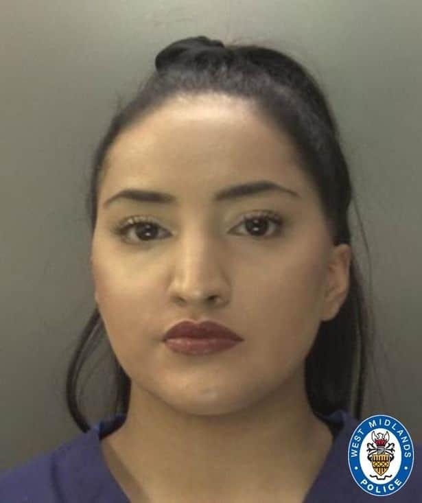 Ayesha Basharat - arrest