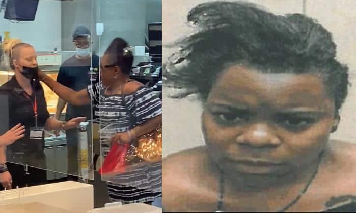 Cherysse Helena Cleveland - McDonalds-assault-Ohio-woman