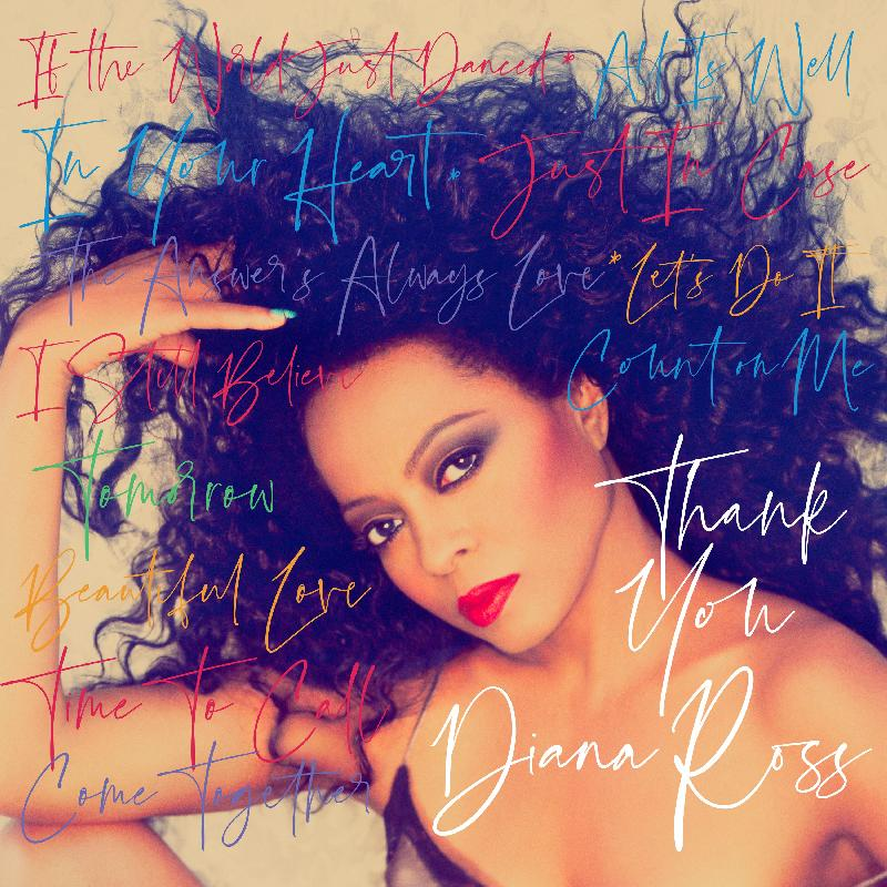Diana Ross (Thank You pulicity pic)