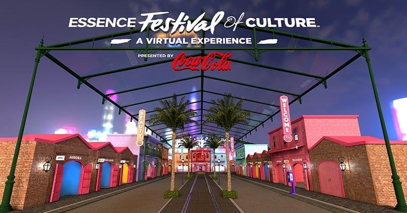 Essence Festival of Culture 2021 - entrance_render_3