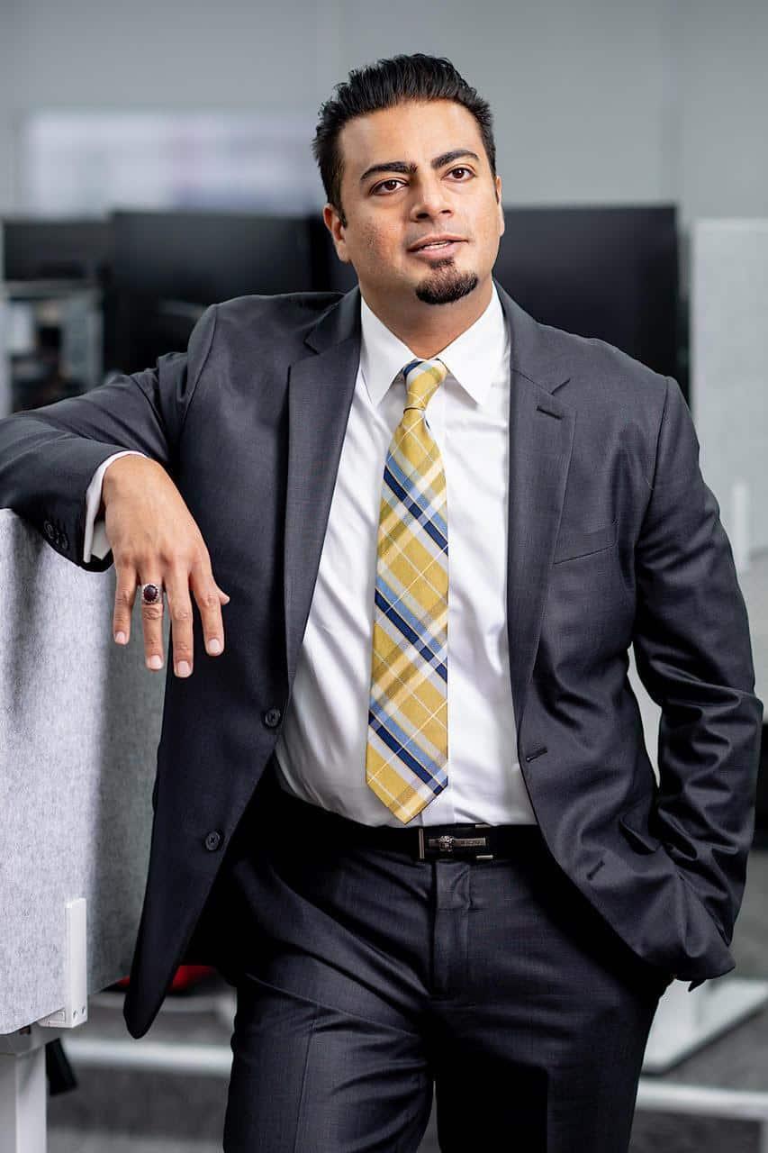 Fair CEO and Founder Khalid Parekh
