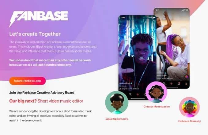 FanBase (poster-verbiage)