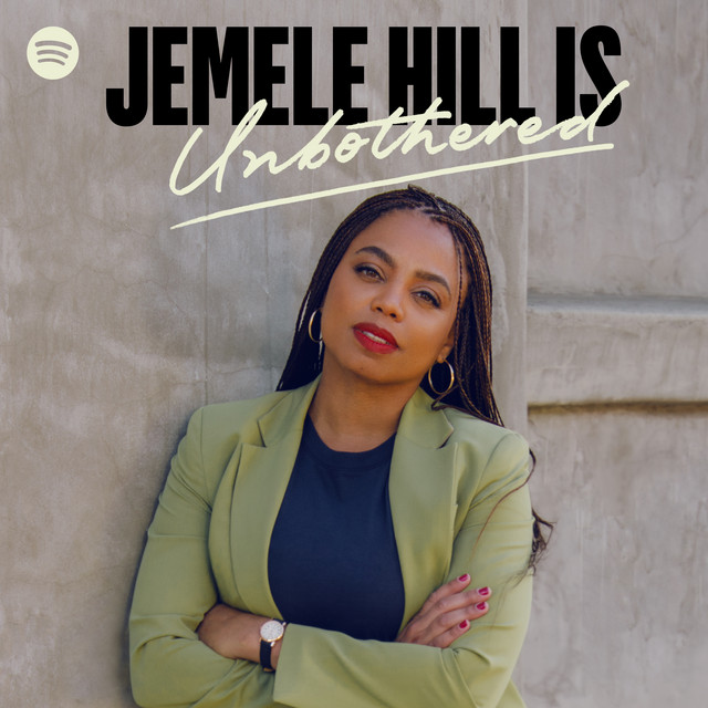 Jemele Hill (unbothered)