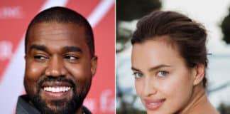Kanye West - Irina Shayk / Getty