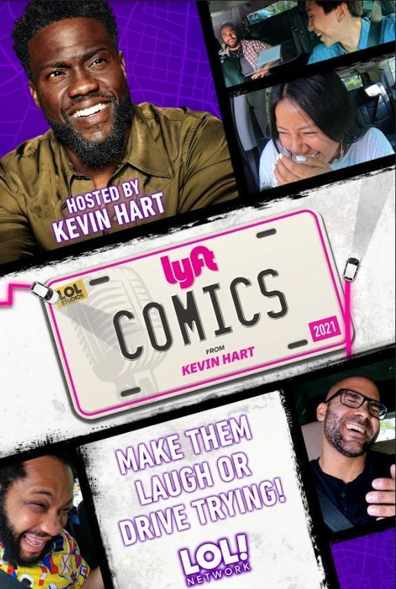 Kevin Hart's Lyft Comics - poster