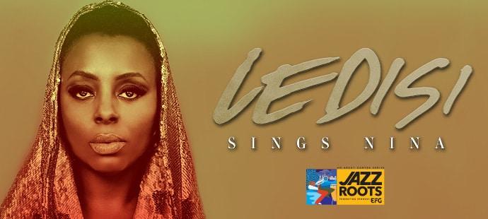 Ledisi Sings Nina - poster