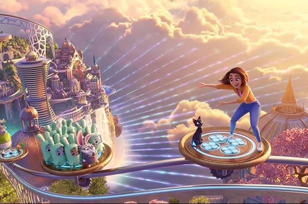 Luck (Apple-Skydance Animation)