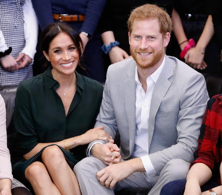 Meghan Markle and Prince Harry (Getty)