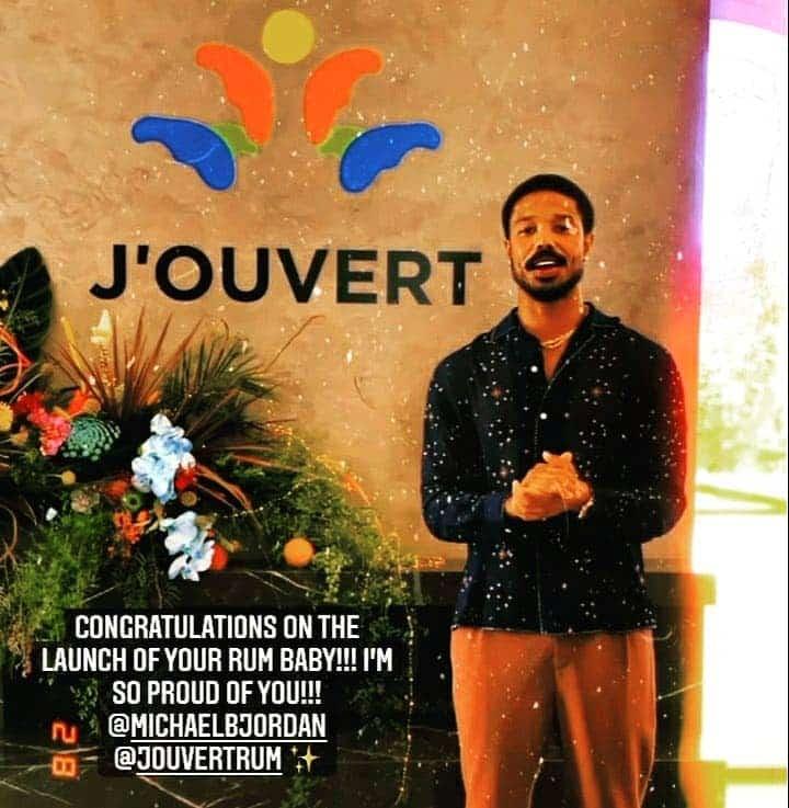 Michael B Jordan - J'Ouvert advert in Trinidad