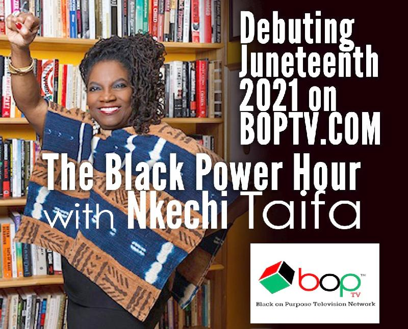 Nkechi Taifa - The Black Power Hour