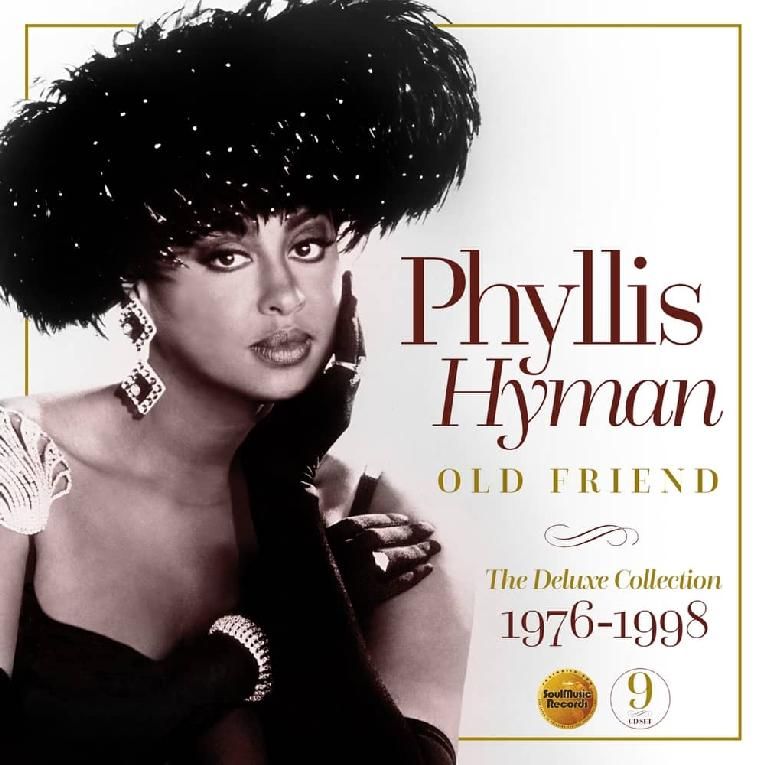 Phyllis Hyman - Old Friend deluxe collection