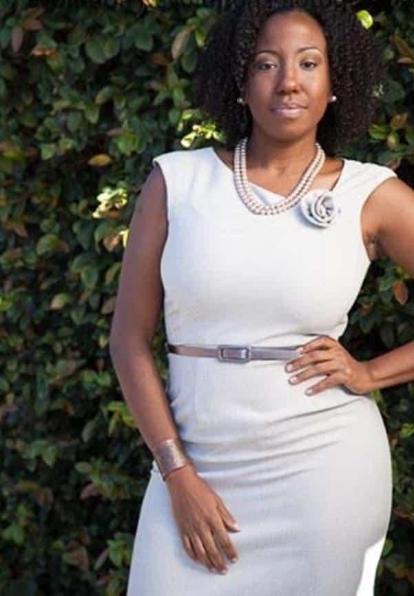 Shara Prophet - white dress