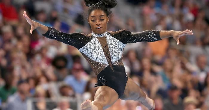 Simone Biles (7th championship) - Gettyimages -1322238143