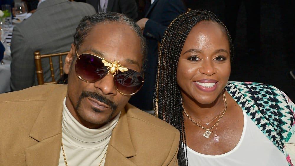 Snoop & Shante (Getty)