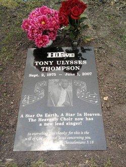 tony thompson tombstone