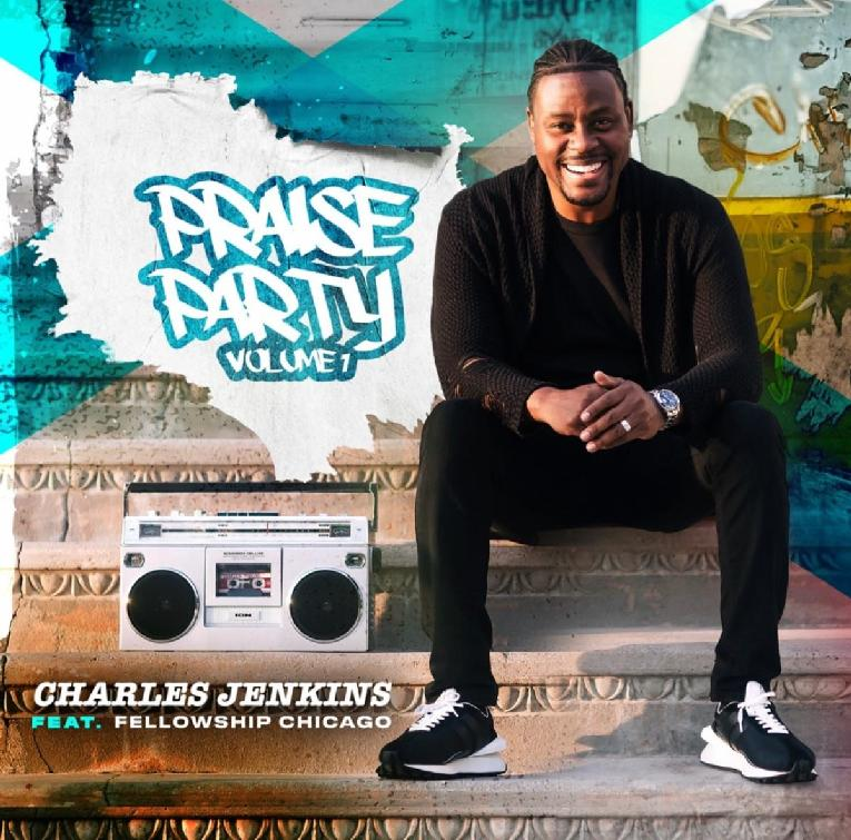 Charles Jenkins - Praise Party (cover)