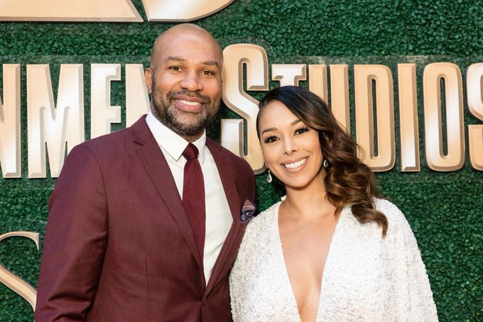 Derek Fisher and Gloria Govan Are Married!
