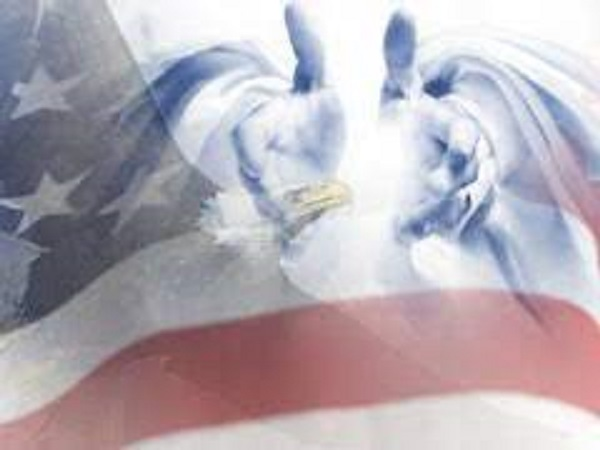 God's Hand Over America