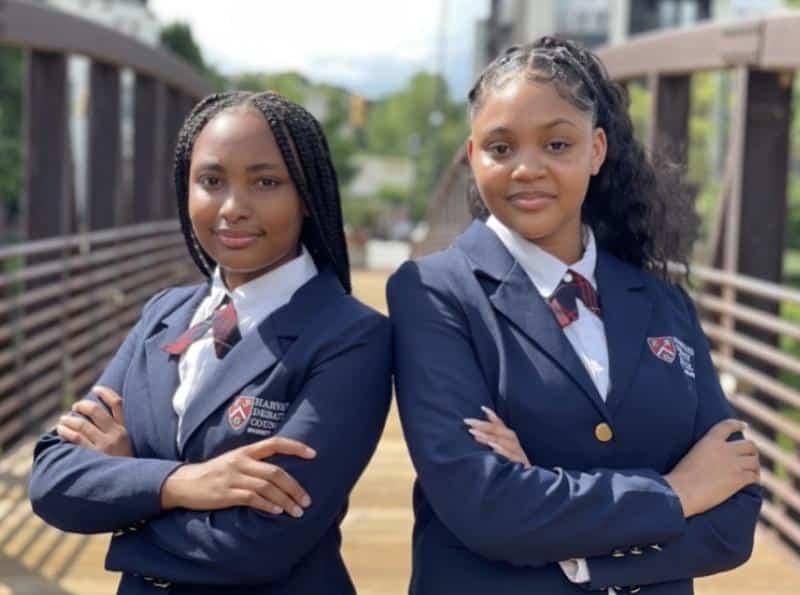 Harvard Debate Duo - Jayla Jackson & Emani Stanton