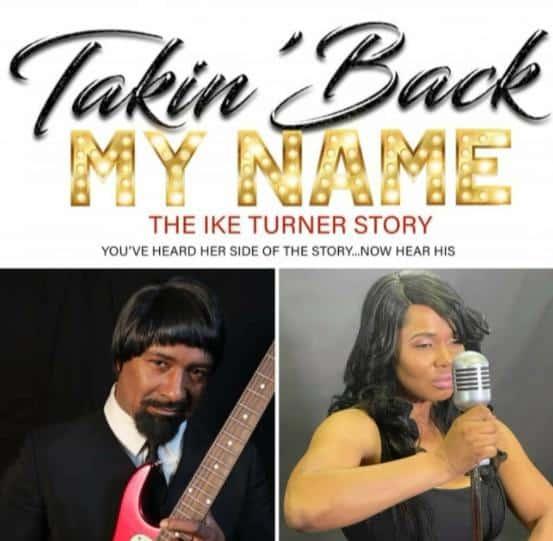 Ike Turner play - Takin Back My Name