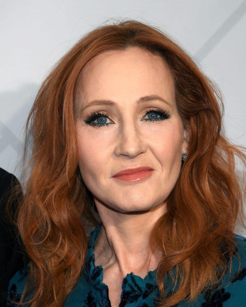 J.K. Rowling via Twitter