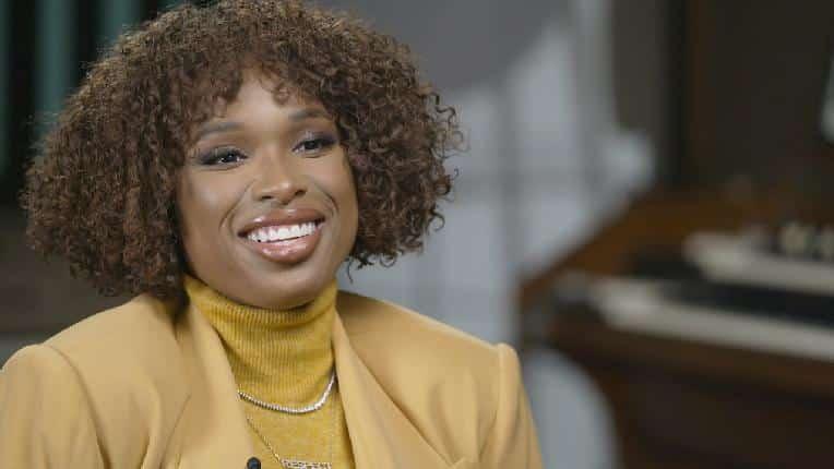 Jennifer Hudson (CBS News Sunday Morning)
