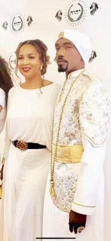 LisaRaye Ghana - King YAHWEH and LisaRaye