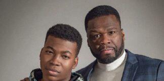 MeKai Curtis1 - 50 Cent - Starz