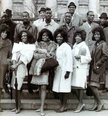 Motown Stars in London