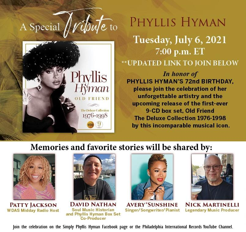 Phyllis Tribute