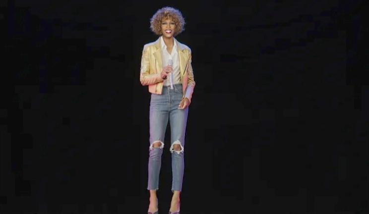 Whitney Houston (hologram)