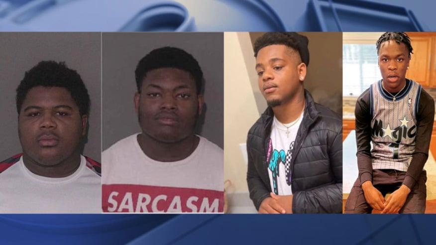 killers arrested