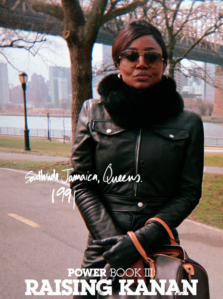 Patina Miller, Power Book III: Raising Kanan