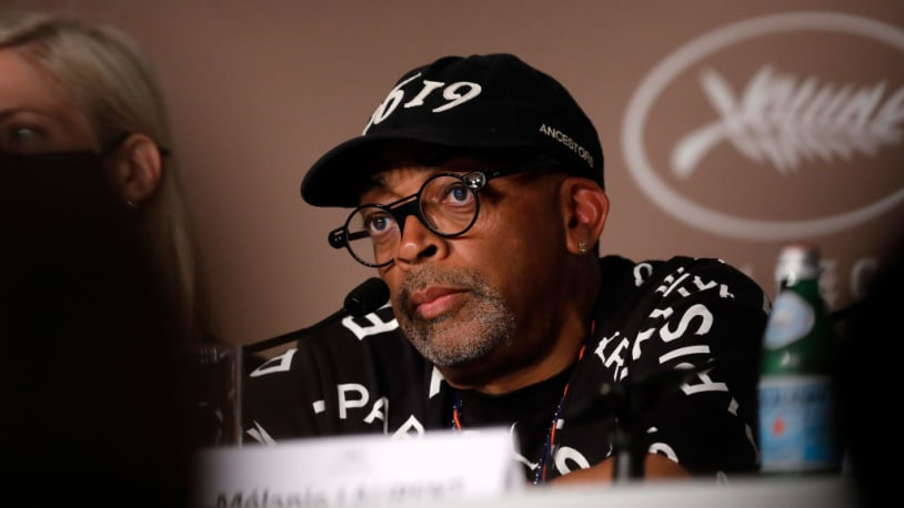 spike lee at cannes