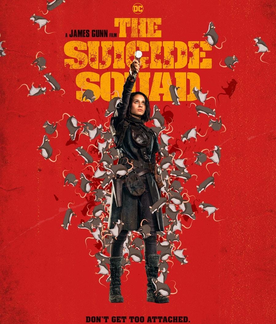 THE SUICIDE SQUAD, Daniela Melchior