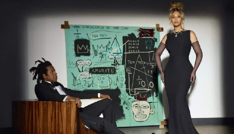 Beyonce & Jay Z - Tiffany